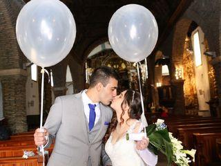 O casamento de Joana e Moisés
