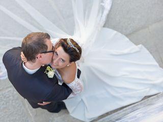 O casamento de Soledade e René