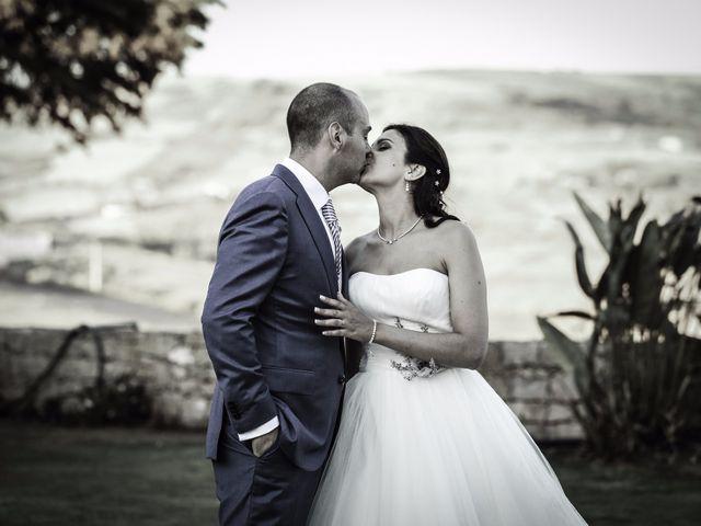 O casamento de Dina e Mário