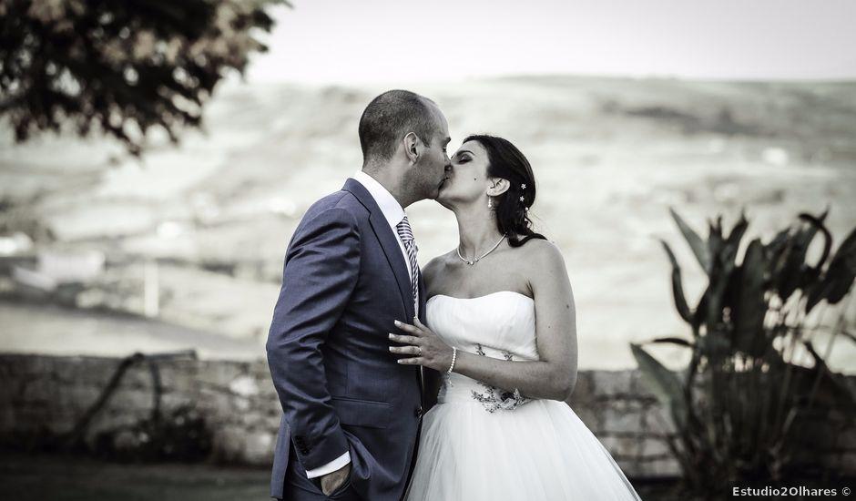 O casamento de Mário e Dina em Vila Franca do Rosário, Mafra