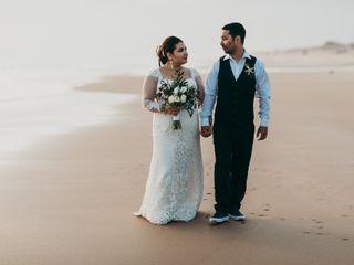 O casamento de Sandy e Alex