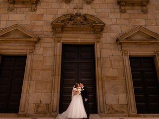 O casamento de Adriana e Diogo