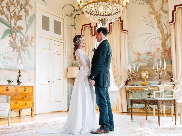 O casamento de Helaine e Christian