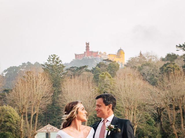 O casamento de Christian e Helaine em Sintra, Sintra 43