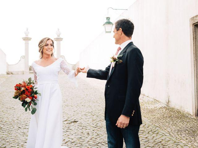O casamento de Christian e Helaine em Sintra, Sintra 50