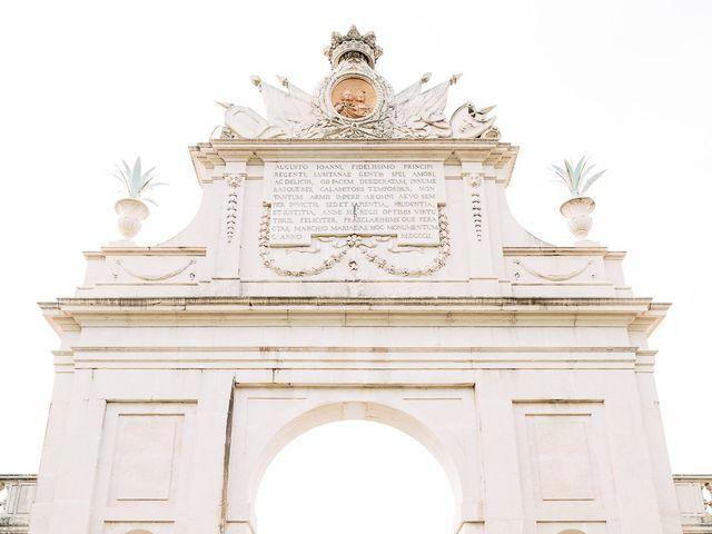 O casamento de Christian e Helaine em Sintra, Sintra 58