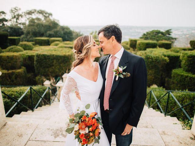 O casamento de Christian e Helaine em Sintra, Sintra 59