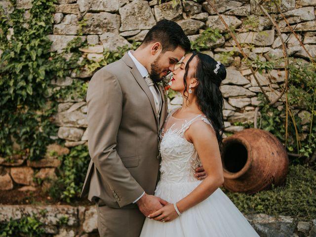 O casamento de Lorenna e Tiago
