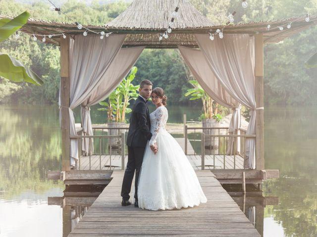 O casamento de Emilie e Alexandre