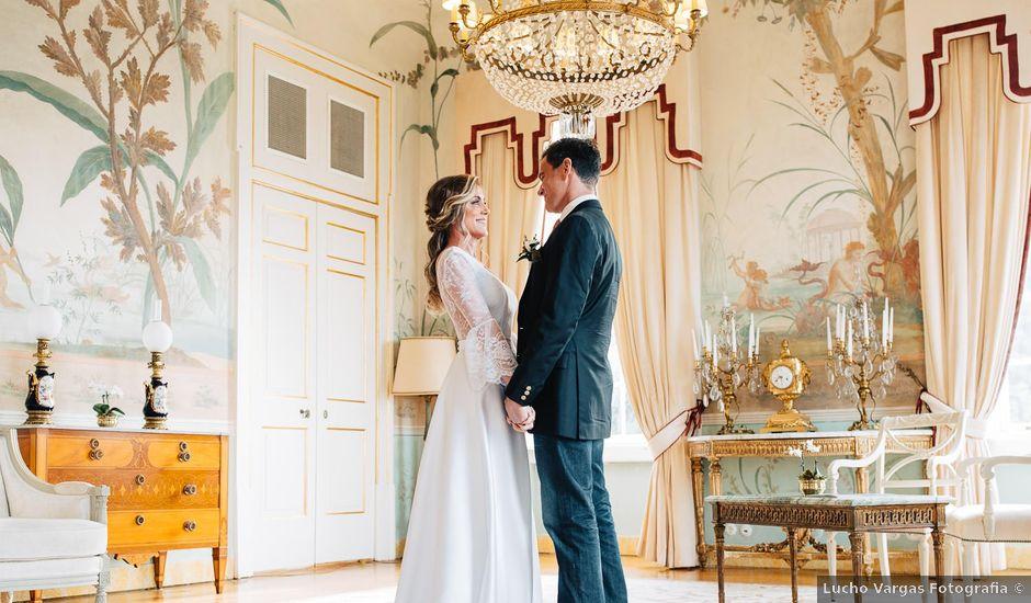 O casamento de Christian e Helaine em Sintra, Sintra