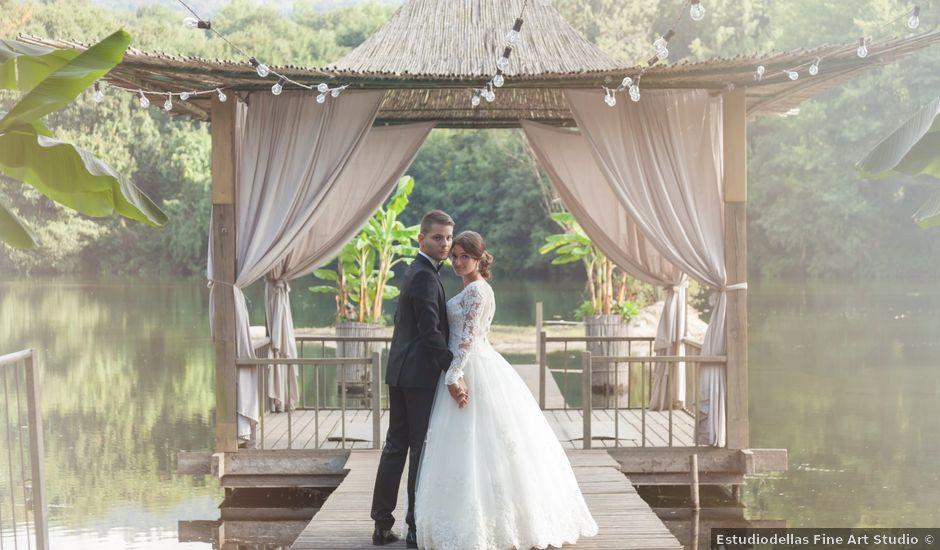 O casamento de Alexandre e Emilie em Amares, Amares