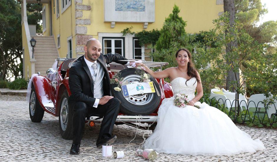 O casamento de Ricardo e Filipa em Montelavar, Sintra