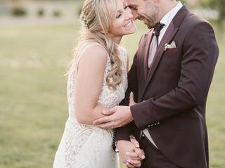 O casamento de Andreia e Rúben