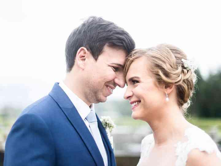 O casamento de Fanny e Christopher