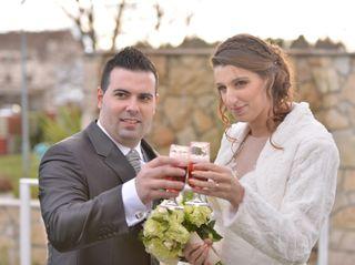 O casamento de Flávia e Hélder
