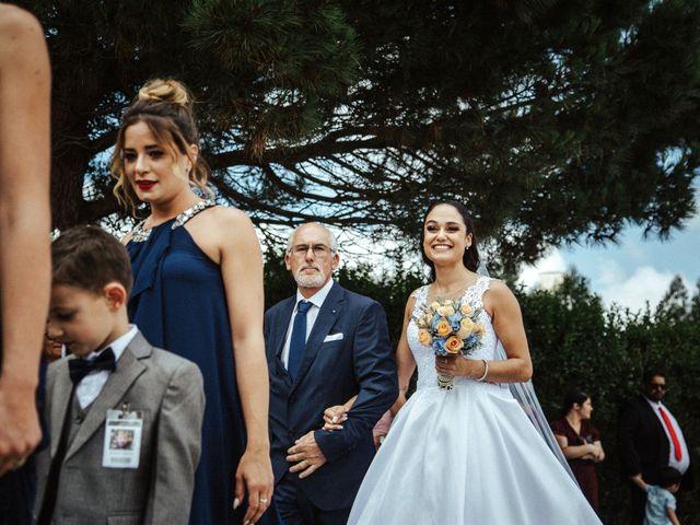 O casamento de José e Carolina em Marteleira, Lourinhã 11