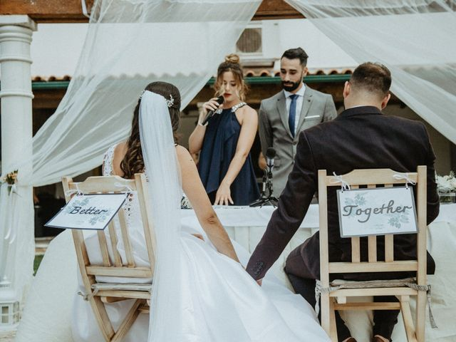 O casamento de José e Carolina em Marteleira, Lourinhã 12
