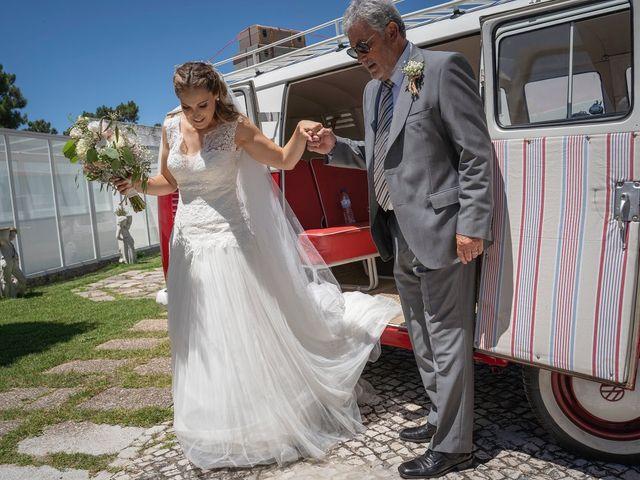 O casamento de Ricardo e Raquel em Aroeira, Almada 13