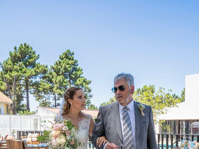 O casamento de Ricardo e Raquel em Aroeira, Almada 14