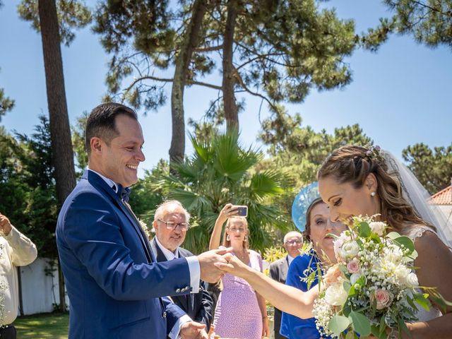 O casamento de Ricardo e Raquel em Aroeira, Almada 15