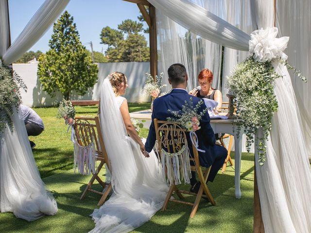 O casamento de Ricardo e Raquel em Aroeira, Almada 17