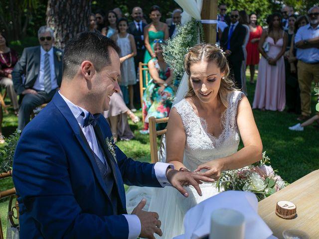 O casamento de Ricardo e Raquel em Aroeira, Almada 19