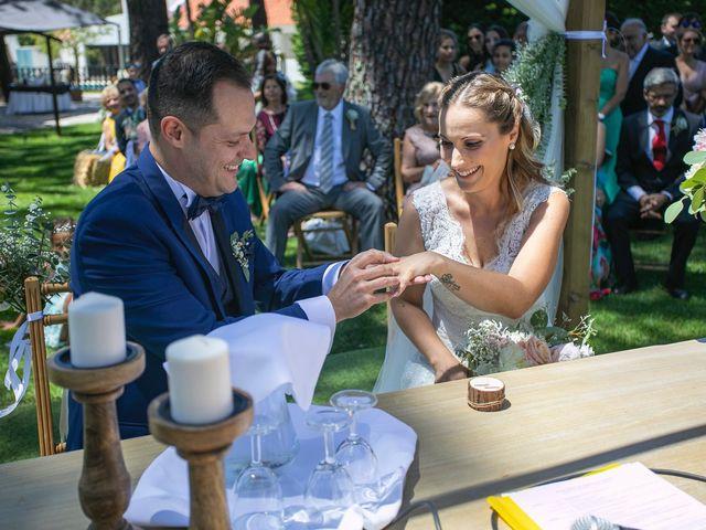 O casamento de Ricardo e Raquel em Aroeira, Almada 20