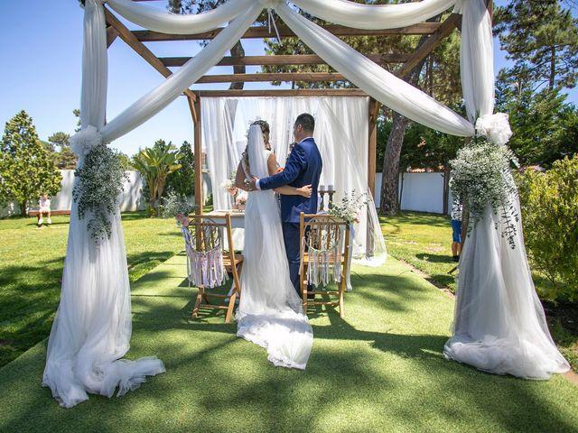 O casamento de Ricardo e Raquel em Aroeira, Almada 25