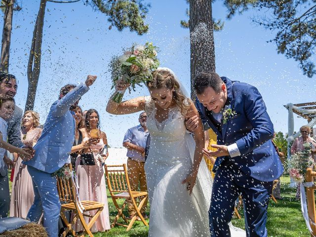 O casamento de Ricardo e Raquel em Aroeira, Almada 26