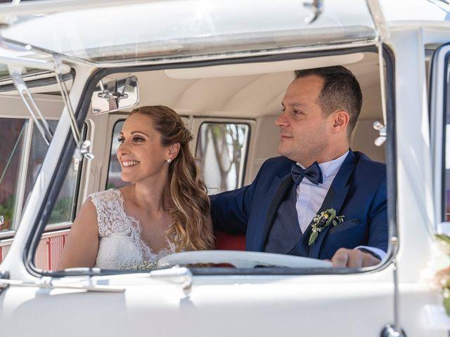O casamento de Ricardo e Raquel em Aroeira, Almada 29