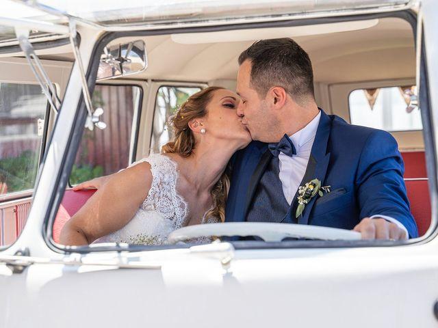 O casamento de Ricardo e Raquel em Aroeira, Almada 30