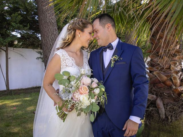 O casamento de Ricardo e Raquel em Aroeira, Almada 33