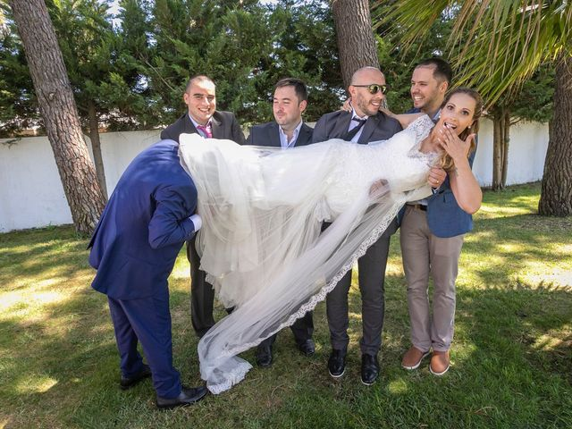 O casamento de Ricardo e Raquel em Aroeira, Almada 35