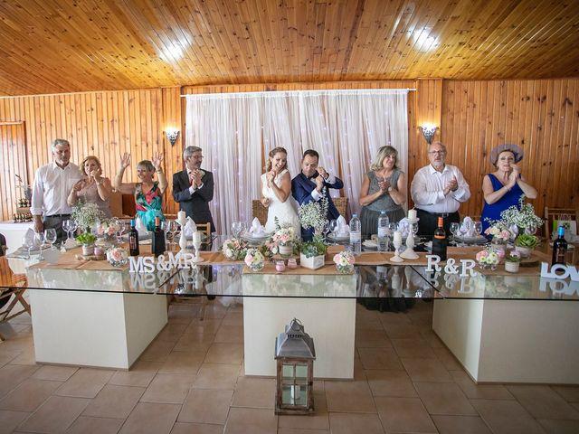 O casamento de Ricardo e Raquel em Aroeira, Almada 36