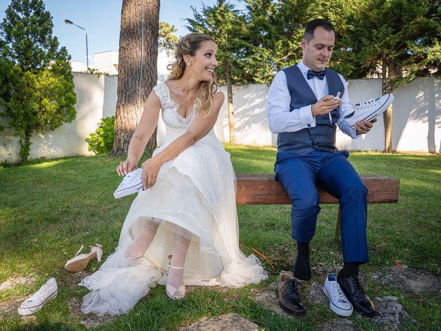O casamento de Ricardo e Raquel em Aroeira, Almada 39