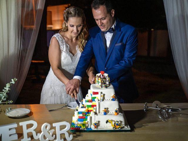O casamento de Ricardo e Raquel em Aroeira, Almada 54