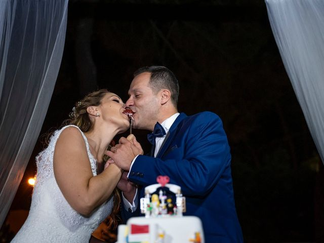 O casamento de Ricardo e Raquel em Aroeira, Almada 55
