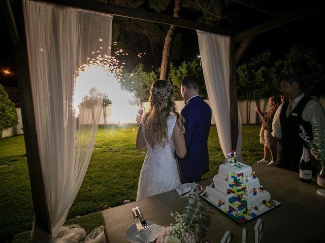 O casamento de Ricardo e Raquel em Aroeira, Almada 58