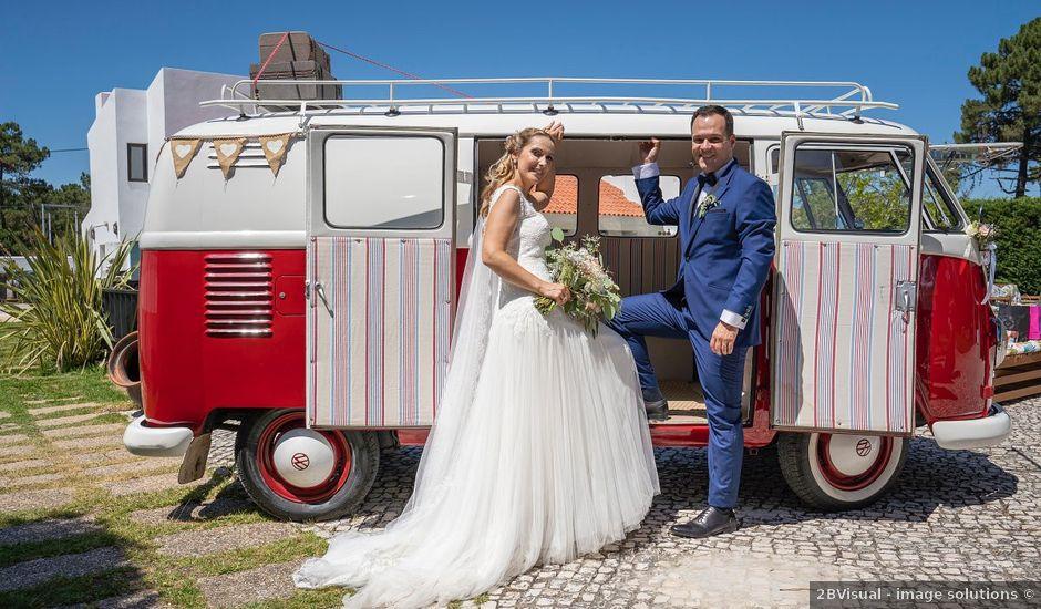 O casamento de Ricardo e Raquel em Aroeira, Almada