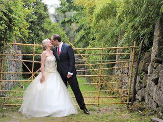 O casamento de Adélia  e Vitor