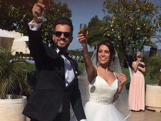 O casamento de Andreia e Nuno 1