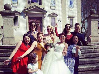 O casamento de Andreia e Nuno