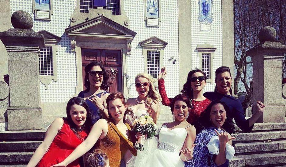 O casamento de Nuno e Andreia em Rio Tinto, Gondomar