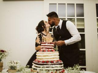 O casamento de Lília e Samuel