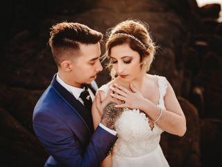 O casamento de Sara e Fábio