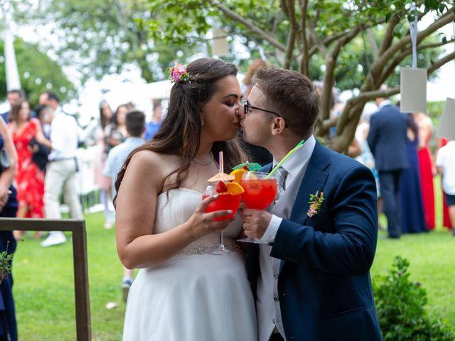 O casamento de Tânia e Marco