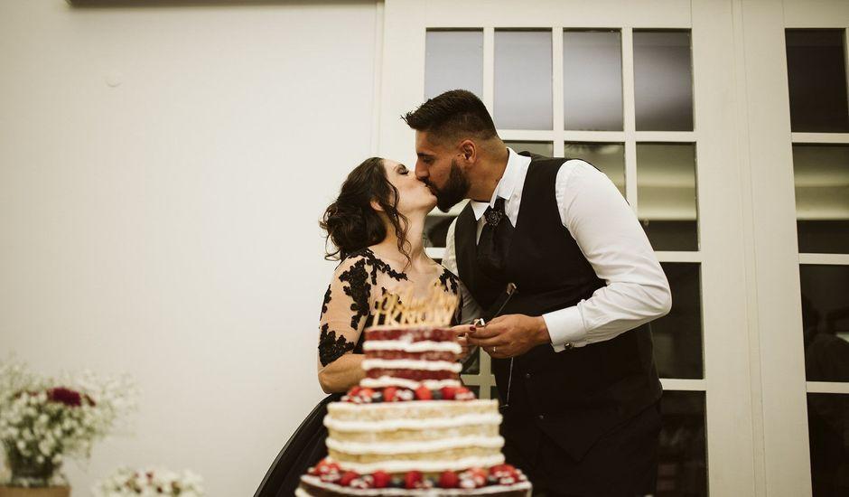 O casamento de Samuel e Lília em Évora, Évora (Concelho)