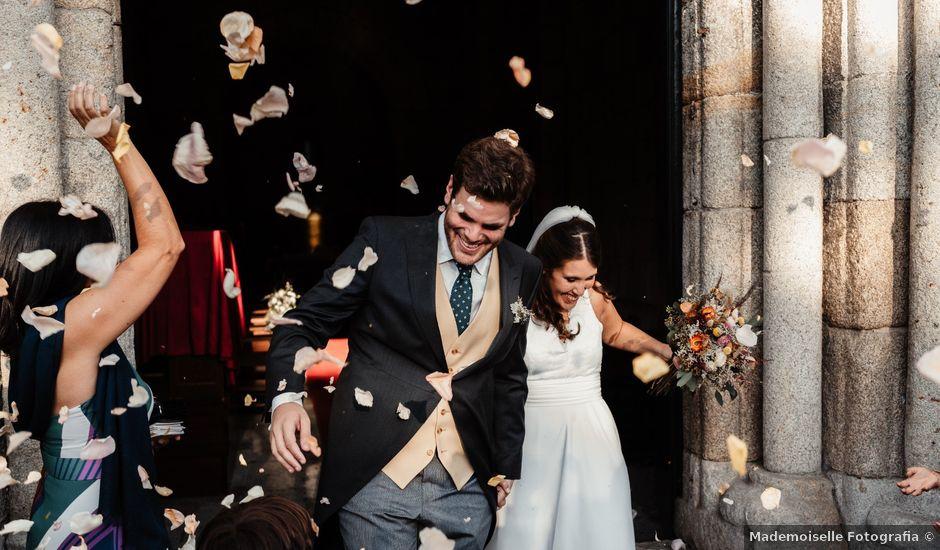 O casamento de Pedro e Ana em Lavra, Matosinhos