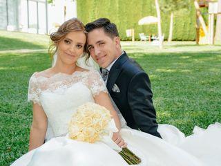 O casamento de Angela e Luís