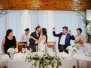 O casamento de Andrea e Nuno